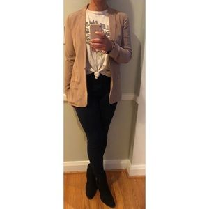 Buckley Tailors for Madewell Silk Blazer